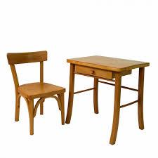 vintage children s desk chair set from baumann