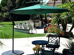 offset patio umbrella offset patio umbrella green southern patio offset umbrella replacement parts
