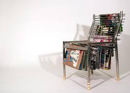 seung han lee: magazine hanger chair
