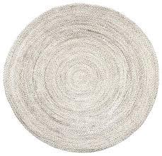 round jute rug runner 8 industrial area rugs