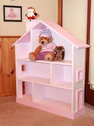 Dollhouse Bookcase For Kids Design Ideas Bookcase Walmart Red