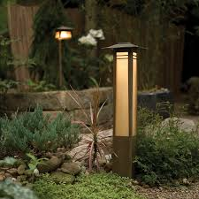 Kichler Lighting 15392oz Zen Garden Bollard Light Kch 15392 Oz