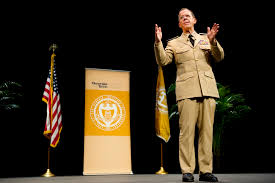 u s department of defense photo essay navy adm mike mullen chairman of the joint chiefs of staff addresses audience