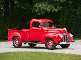 RM Sotheby's - 1945 Ford Pickup Truck | Hershey 2011