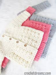 Crochet Baby Sweater Size Chart Textured Crochet Baby Sweater Pattern Crochet Dreamz