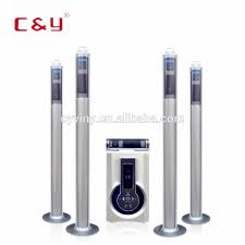 office speaker system. cy 505 51 ch hifi home theatre surround sound speaker stereo system tower with bluetooth office