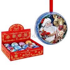 <b>Новогоднее подвесное</b> елочное <b>украшение Magic</b> Time Шар с ...