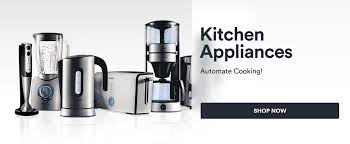 kitchen appliances automate cooking