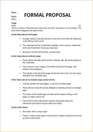 formal proposal sample timeline template advertising