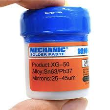 VK <b>Mechanic Soldering</b> Tin Cream <b>Solder</b> Flux Paste <b>Welding</b> ...