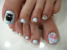 Toe Nail Art Designs 25 Cute And Adorable Toenail Art Designs