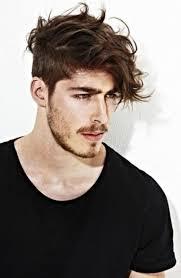 Coiffure Homme Cheveux Long Dessus