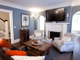 Picking Paint Colors For Living Room 10 Tips For Picking Paint Colors Hgtv Town Charm Hgtv 39 S Fixer