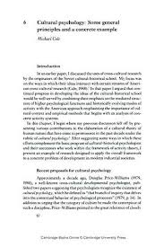 psychology research papers topics for cognitive psychology  psychology