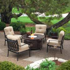 fire pit table and chairs gas fire pit propane fire pit table and chairs round fire