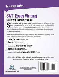 Sat Sample Essay Sat Essay Writing Guide With Sample Prompts 30 Test Prep