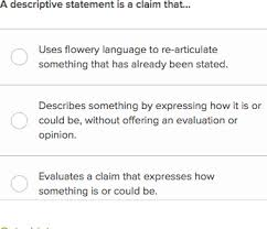 fundamentals normative and descriptive claims video khan academy