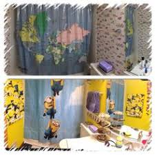 minion bathroom set. before and after of my bathroom fishy to minions minion set a