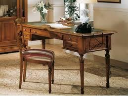 wood office desks. Rectangular Solid Wood Office Desk With Drawers SAN MARCO   Writing Desks S