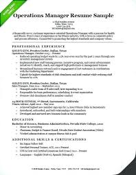 Collection Of Solutions Office Resume Format Cool Office Manager