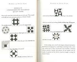 Underground Railroad Quilt Patterns Inspiration Lesson 48 Art Of The Underground Railroad