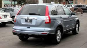 2010 Honda CR-V EX-AWD in review - Village Luxury Cars Toronto ...