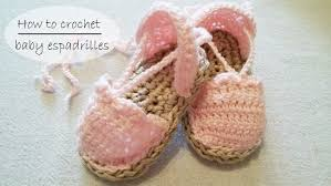 Free Crochet Patterns For Baby Sandals Simple Inspiration