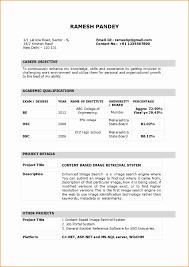 Sap Sd Fresher Resume Format Unique Sap Basis Resume Format Hatch