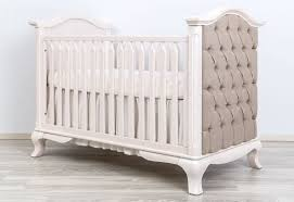 Baby Furniture Plus Kids ROMINA FURNITURE TRAD CRIB UPHOLST ENDS