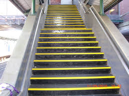 exterior stair treads and nosings. cleartex polycarbonate ultimat stair treads for outdoor staircase design exterior and nosings
