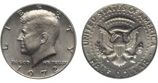 1972 Kennedy Half Dollar Value Chart This Kennedy Half Dollar Sold For 2 485 Because Its