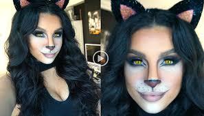 feline glam cat makeup tutorial meow