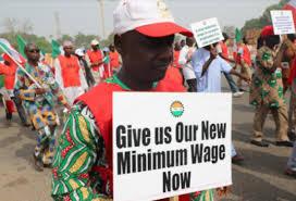 wage negotiations process minimum wage negotiations still in progress lagos govt