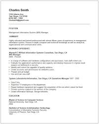 simple resume objective