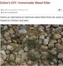 41 Glyphosate Herbicide Mixing Chart Salt Vinegar And Glyphosate Gmo Building Blocks