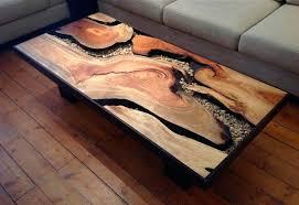 walnut slab table medium size of coffee edge coffee table live edge wood dining table tree
