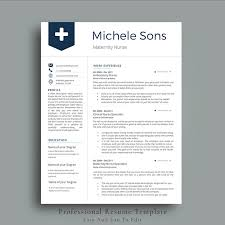 Professional Nursing Resume Template New 28 Professional Nursing Resume Templates For 28