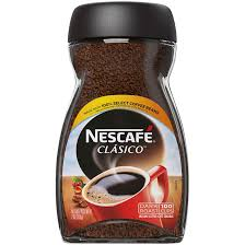 For a quick iced latte, try whipping instant coffee granules and water until foamy. Dark Roast Instant Coffee 7 Oz Jar Nescafe Clasico