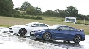 Jaguar XKR-S vs Nissan GT-R, part 2/2 (Series 17, Episode 4)   Top ...