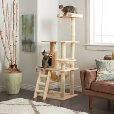 cool cat tree furniture. go pet club 62inch cat tree cool furniture