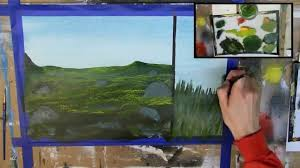 how to paint gr 6 diffe ways acrylic painting tutorial you