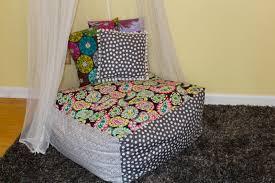 square bean bag chair
