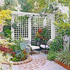Small Picture Trellis Design Ideas Trellises with Fences or Screens
