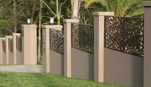 decorative metal fence panels. Decorative Screens Direct | LASER CUT FENCE PANELS PRIVACY - Metal Fence Panels T