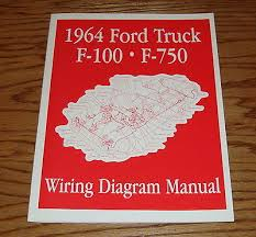 ford f750 zeppy io 1964 ford truck f100 f750 wiring diagram manual brochure 64