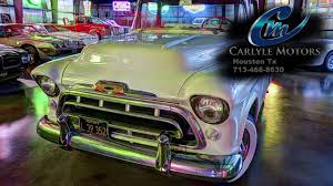 57 Chevy Cameo Pickup For Sale Carlyle Motors - YouTube