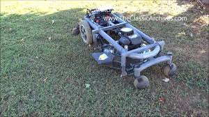 how to build a robotic lawn mower plans