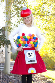 costume gumball machine