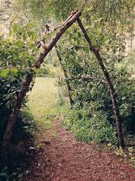 garden wood arches 15 superb ideas