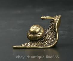 40MM <b>Collect</b> Small <b>Curio</b> Chinese Bronze Exquisite Lovable ...
